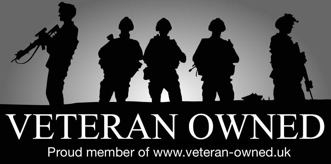 Proud to be a veteran owned company